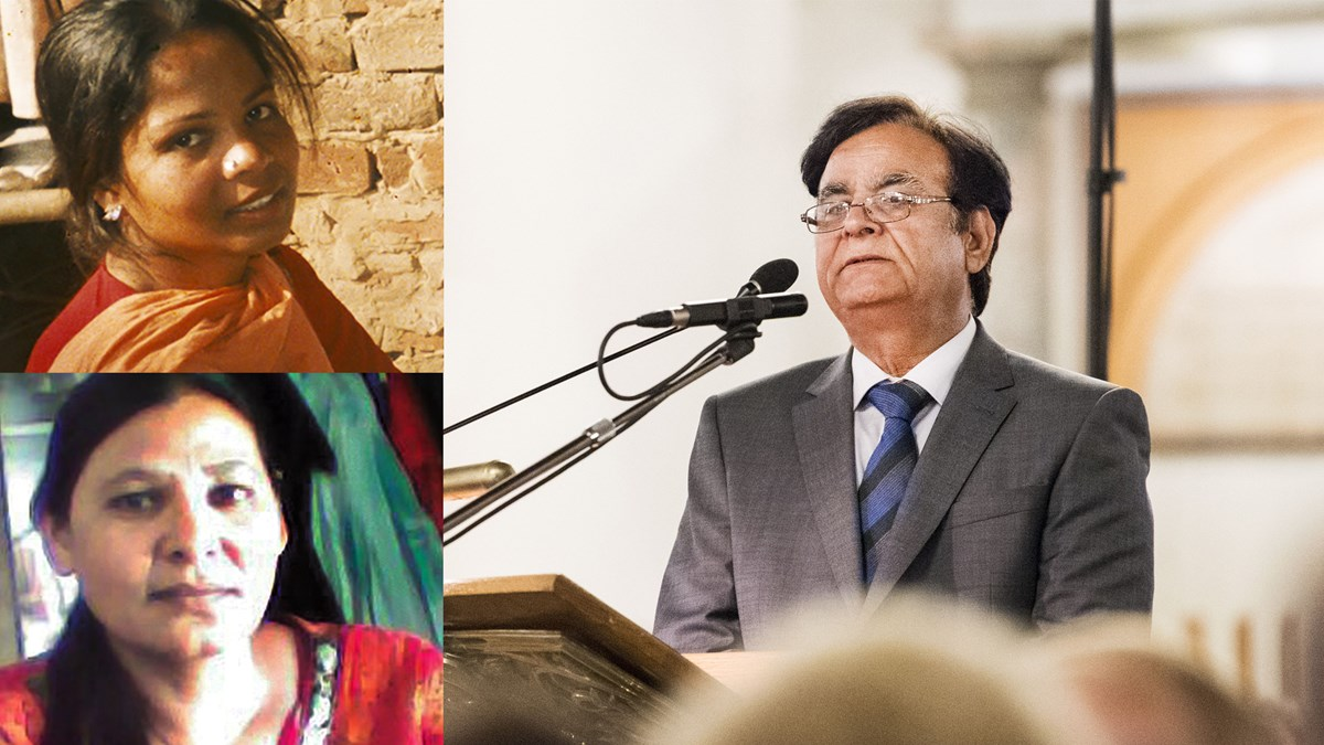 Asia Bibi's Cell Now Holds Another Christian Woman on Death Row for Blasphemy
