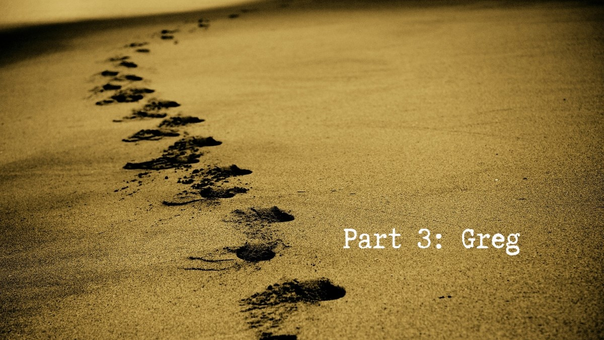A Pastor's Restoration Process: Journey to Healing Through the Eyes of Those Closest, Part 3 - Greg