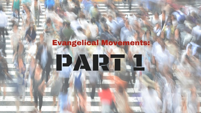 Thoughts on Recent Movements in Evangelicalism: Part 1, Post Emerging Church Clarification