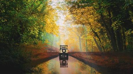 How Road Trips Teach Me to Trust Jesus