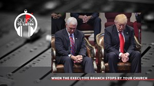 This Pastor Criticized Trump When Pence Visited His Church