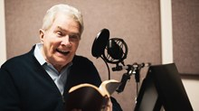 A Visit with Luis Palau, Still on Fire for Christ in the Sunset of Life