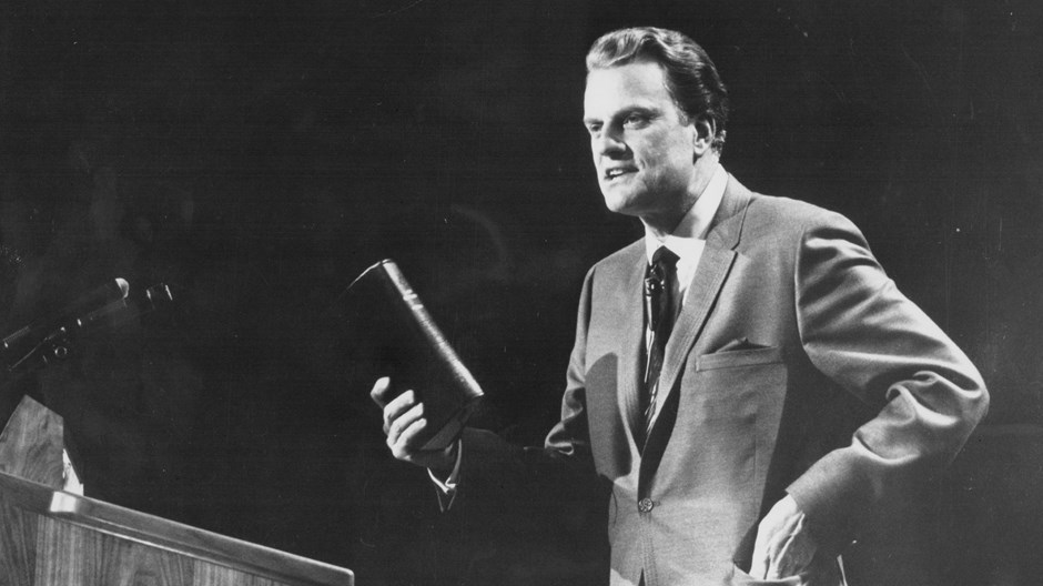 What Billy Graham Taught Me