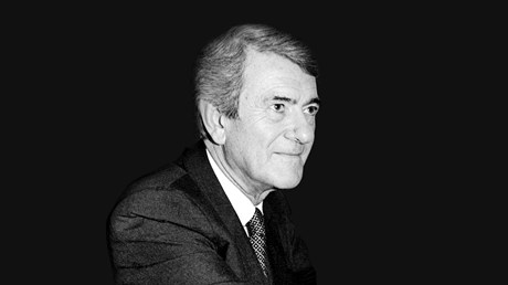 Died: Lloyd John Ogilvie, Celebrated Preacher and Senate Chaplain