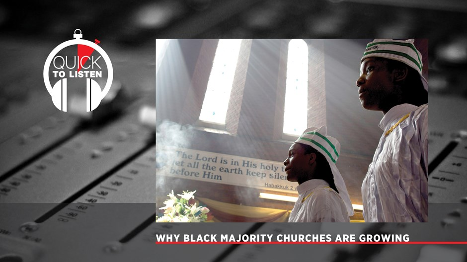 African and West Indian Christians Are Changing the UK Church