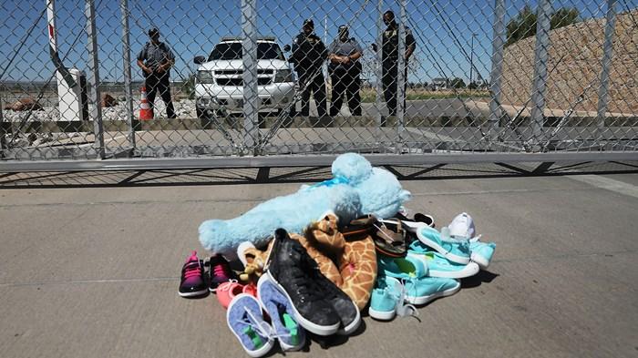 Grieving Our Broken Border