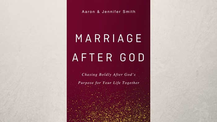 One-on-One with Aaron and Jennifer Smith on 'Marriage After God'