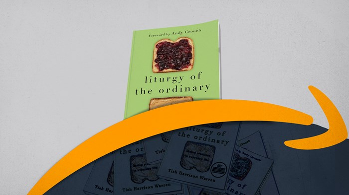 Amazon Sold $240K of 'Liturgy of the Ordinary' Fakes, Publisher Says