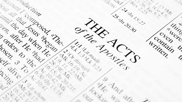 Preaching on Acts 21-28