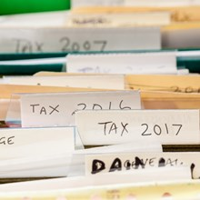 How Long Should Employees Keep Tax Records?
