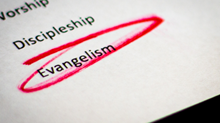 You Don't Accidentally Evangelize: If You Don't Prioritize It, It Won't Happen