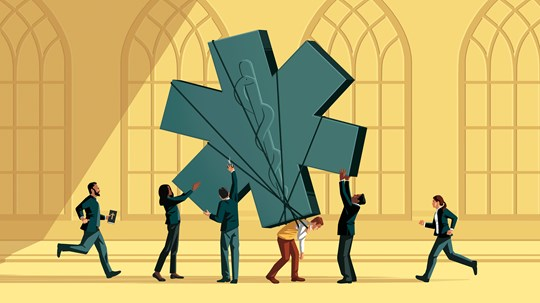 How US Churches Cover Millions in Medical Debt