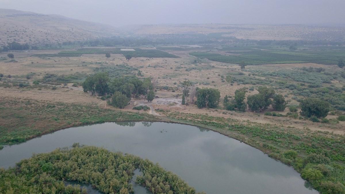 The el Araj site