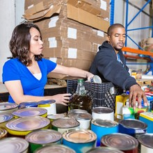 Q&A: Can we help fund a food bank before the 501(c)(3) paperwork is finalized?