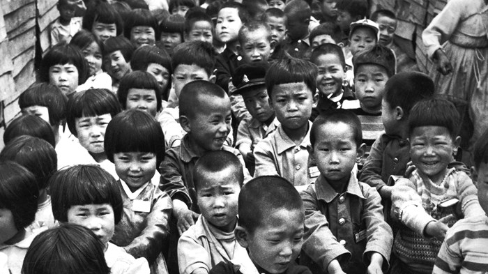 The Christian History of Korean-American Adoption