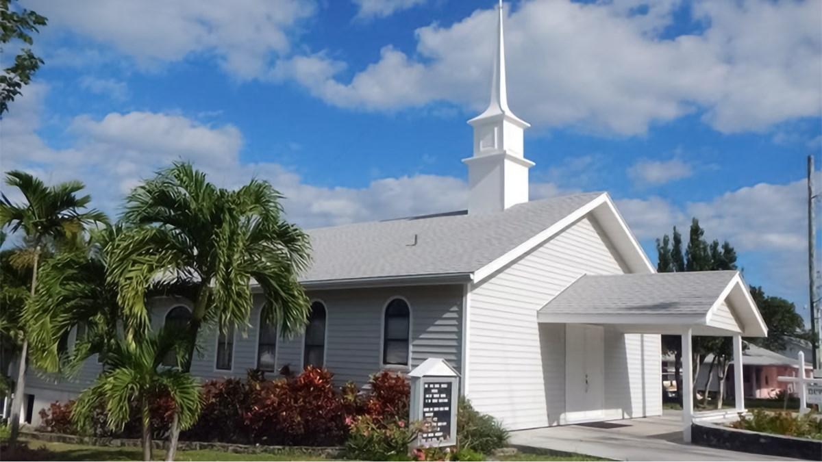 Dorian Destroys Tiny Bahamas Island With 3 Churches and 30
