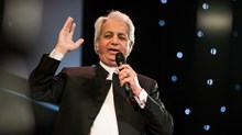 Benny Hinn Renounces His Selling of God's Blessings. Critics Want More.
