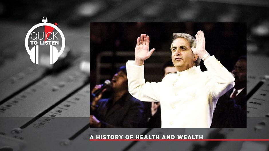 Benny Hinn's Prosperity Gospel Message Started Here