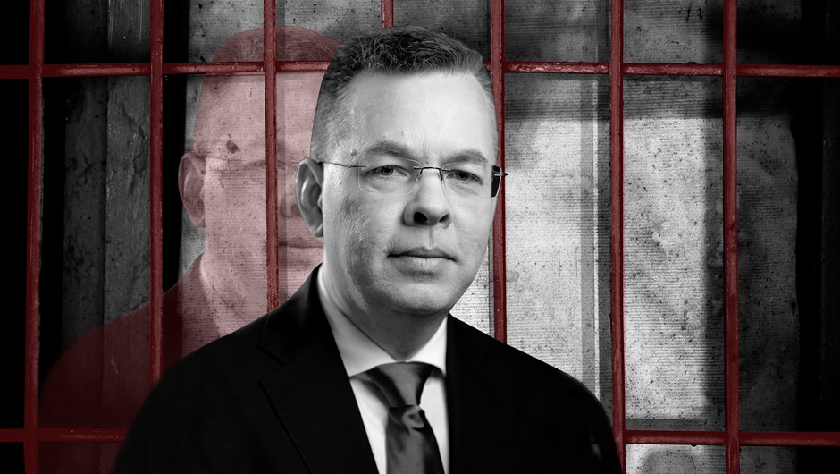 Andrew Brunson Expected Persecution. He Didn't Expect to Feel Abandoned by God.