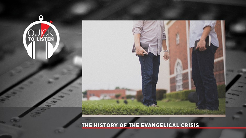 So, What's an Evangelical?