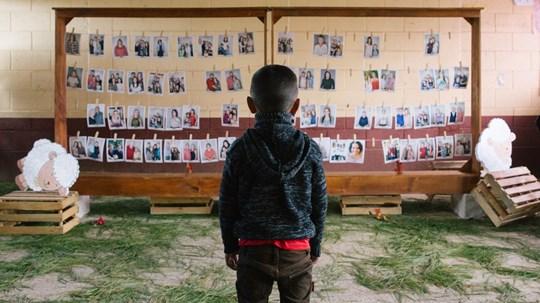 World Vision Flips the Script on Child Sponsorship