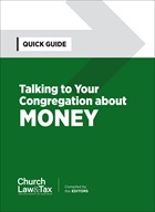 Talking to Your Congregation About Money