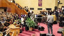 Master's Seminary Grad Takes Kanye's Crowds to Church