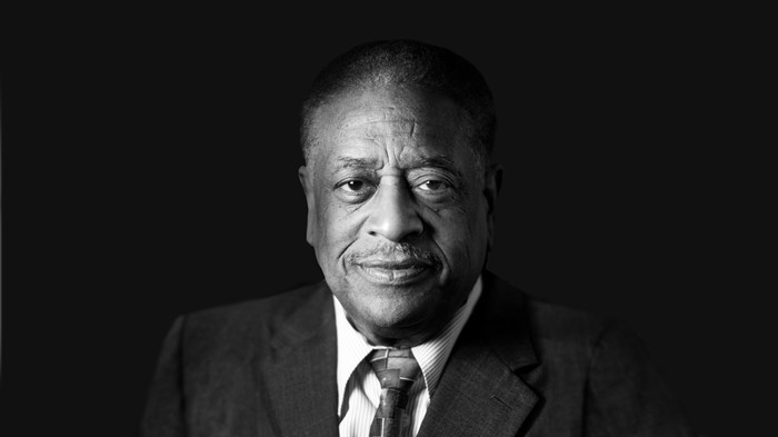 Died: Cain Hope Felder, Scholar Who Lifted Up the Black People in the Bible