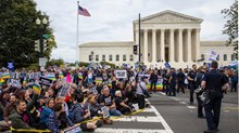 Supreme Court Cases Challenge LGBT Rights-Religious Liberty Balancing Act