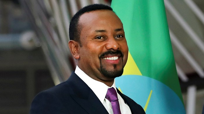Ethiopia's Evangelical Prime Minister Wins Nobel Peace Prize