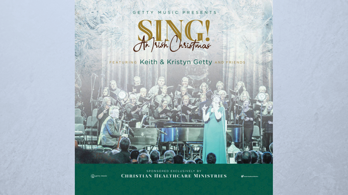 One-on-One with Keith Getty on SING! An Irish Christmas, Just Released Today