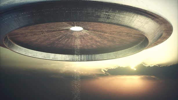 UFOs are Becoming the World's Next Religion