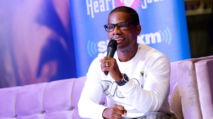 Kirk Franklin Boycotts Dove Awards for Cutting His Prayers for Black Victims