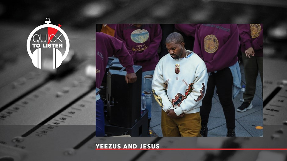 Kanye West's Long, Complicated Relationship with Christianity