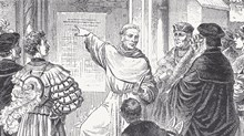 1517 Luther Posts the 95 Theses