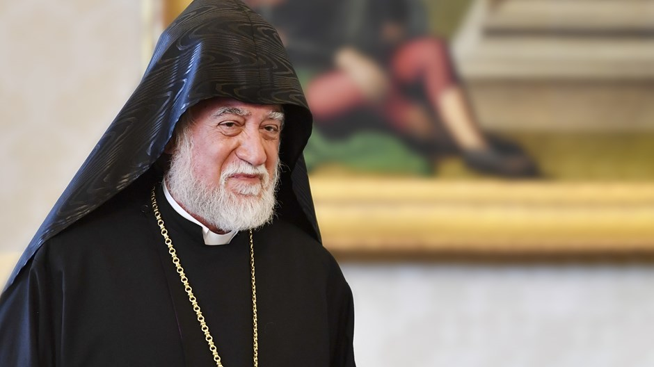 Armenian Orthodox Leader: 'We May Forgive One Day ... But We Will Never Forget.'