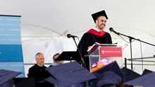 The Road from Damascus: How a Syrian Christian Spoke at Harvard's Commencement