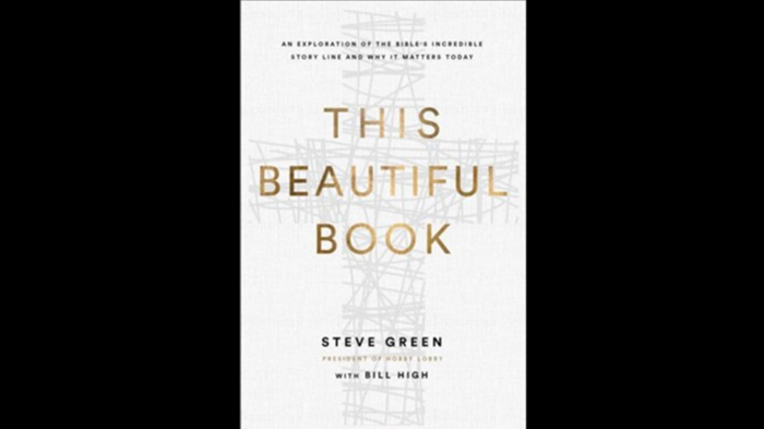 One-on-One with Steve Green, President of Hobby Lobby on 'This Beautiful Book'