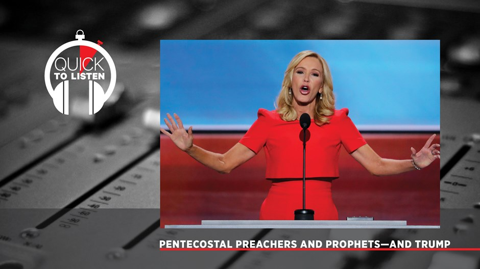 Pentecostals and the President