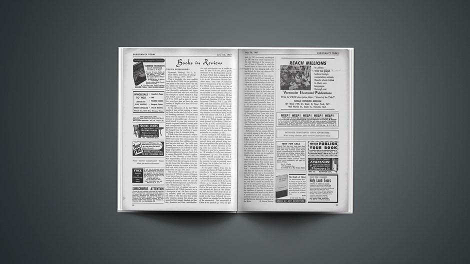 Book Briefs: July 22, 1957