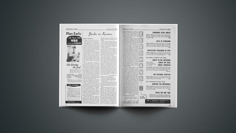 Book Briefs: February 17, 1958