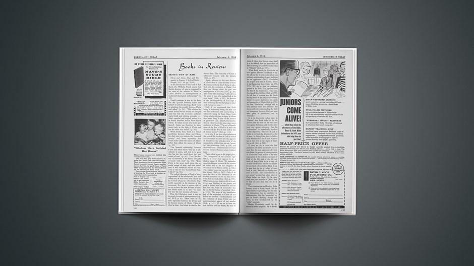 Book Briefs: February 3, 1958