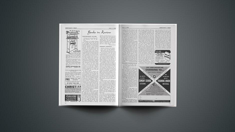 Book Briefs: July 7, 1958