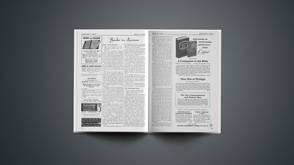 Book Briefs: March 17, 1958