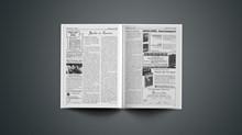 Book Briefs: October 13, 1958
