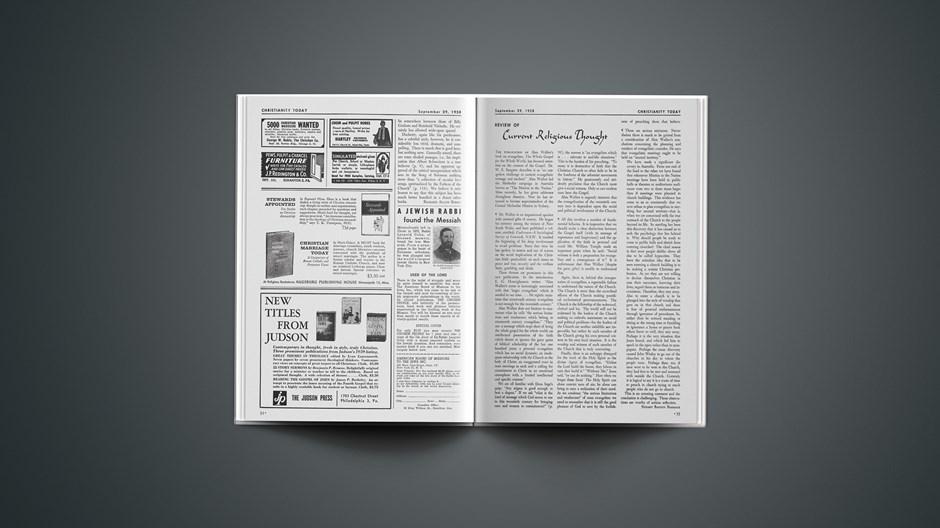 Book Briefs: September 29, 1958