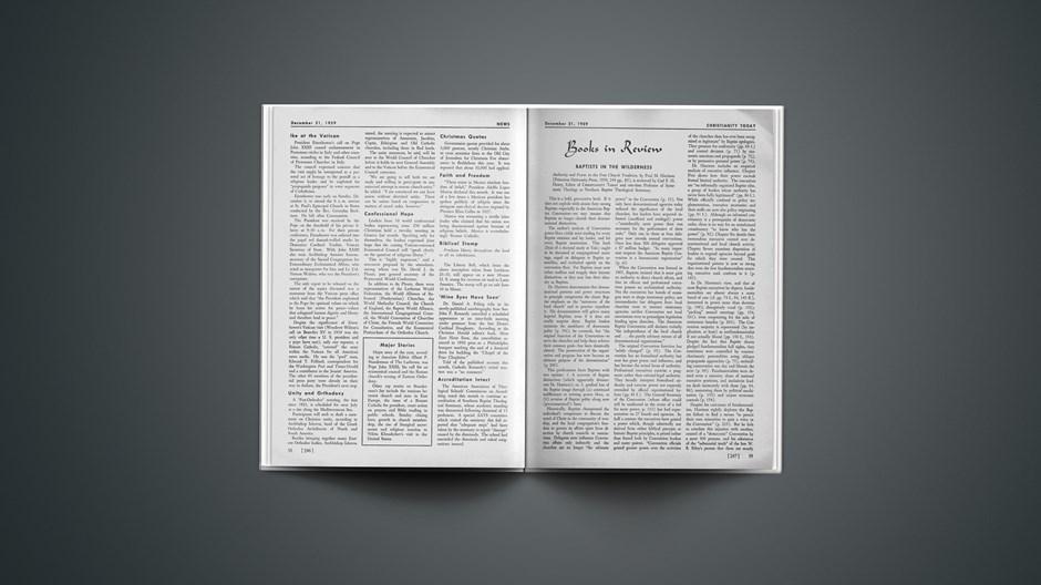 Book Briefs: December 21, 1959