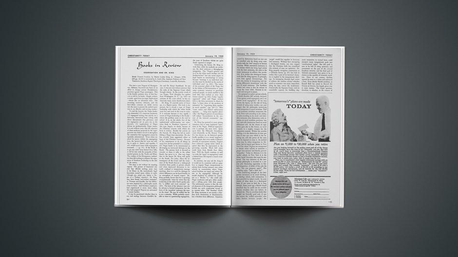 Book Briefs: January 19, 1959