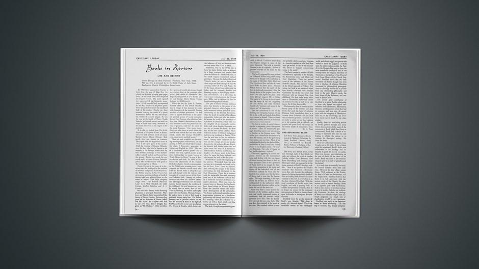 Book Briefs: July 20, 1959
