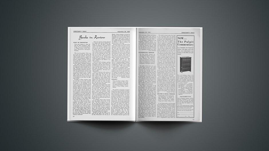 Book Briefs: September 28, 1959